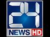 24 news HD live